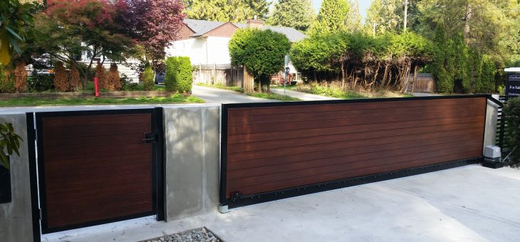 6 Advantages of Having an Automatic Gate for Your Driveway