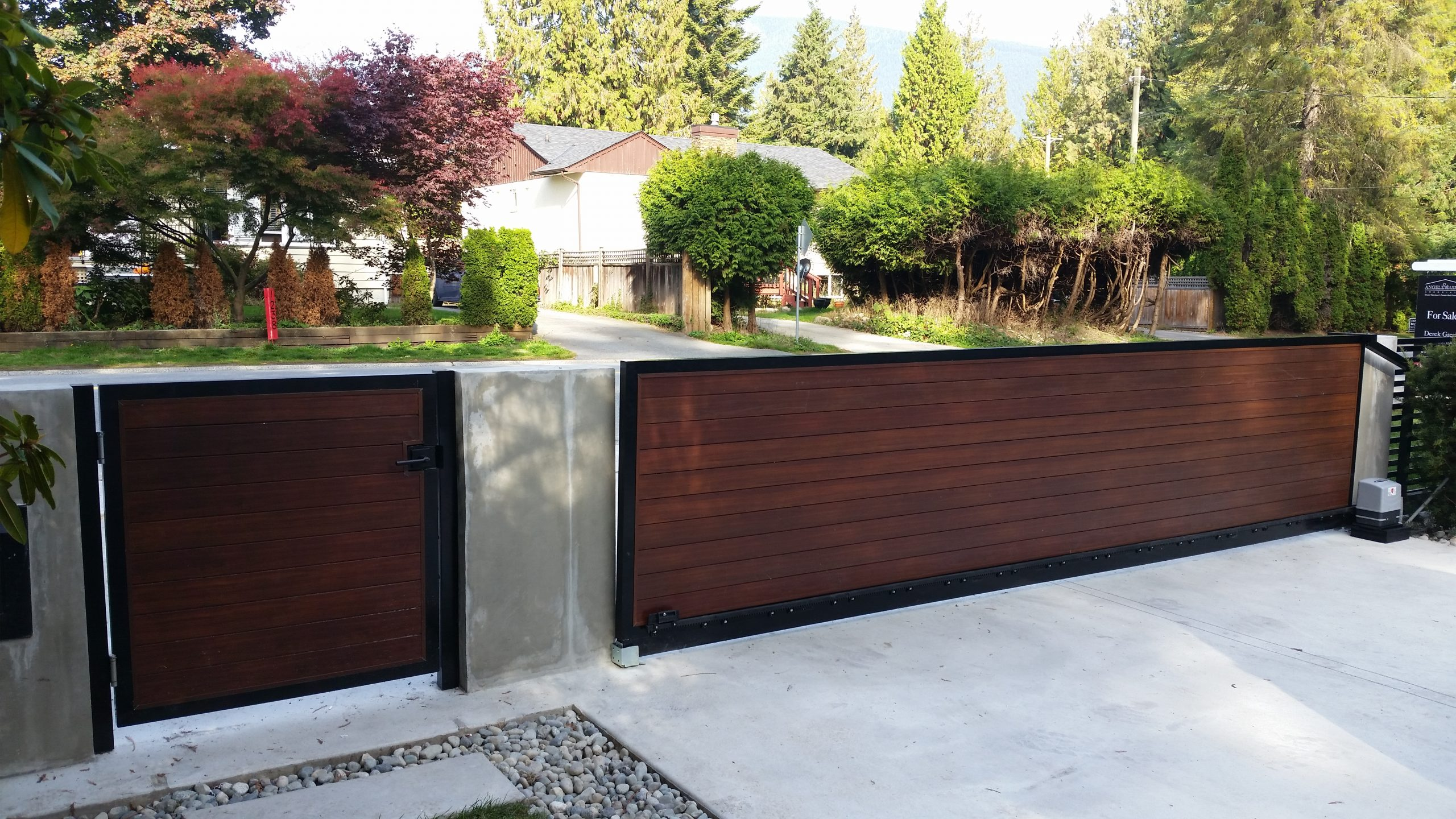 Automatic Gate for Driveway